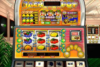 Jackpot 6000 machine à sous