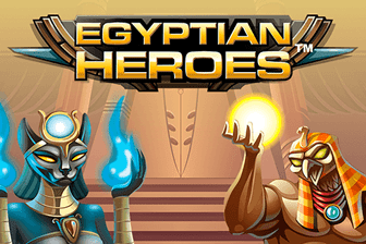 Machine à sous Egyptian Heroes